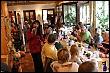 Album Fanclubtreffen:  Fanclubtreffen im Gilsaer Landcafé  - Fans bei Kaffee und Kuchen