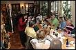 Album Fanclubtreffen:  Fanclubtreffen im Gilsaer Landcafé  - alle Fans klatschten mit