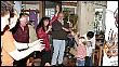 Album Fanclubtreffen:  Fanclubtreffen im Gilsaer Landcafé  - tolle Stimmung an diesem Tag